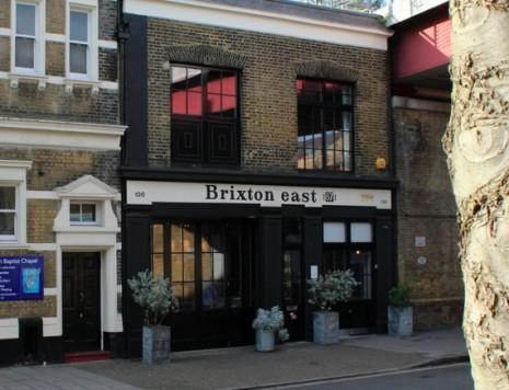 Brixton East Shop Front
