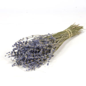 Dried Lavender bunches natural blue