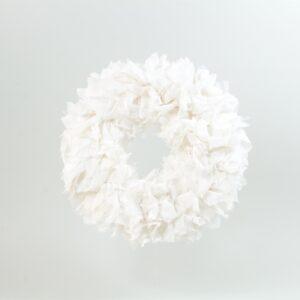 Muslin Wreath 36cm