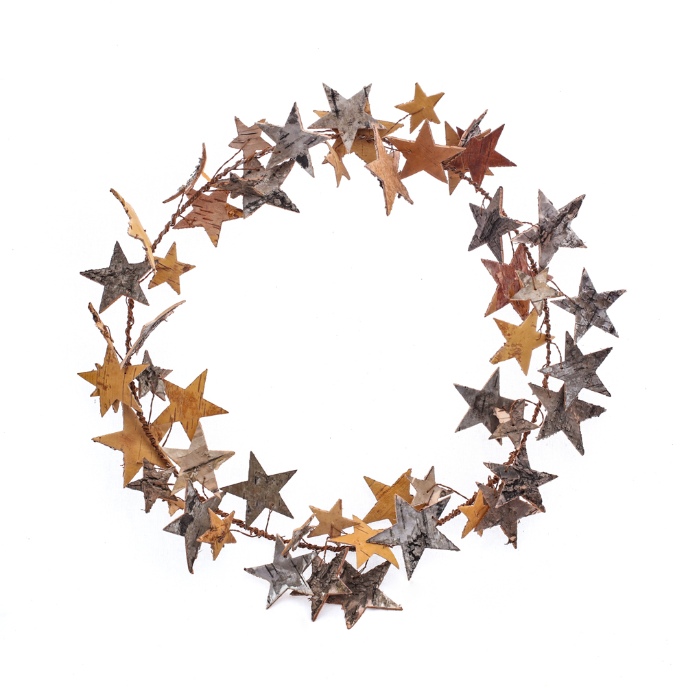 Star Wreath, 40cm