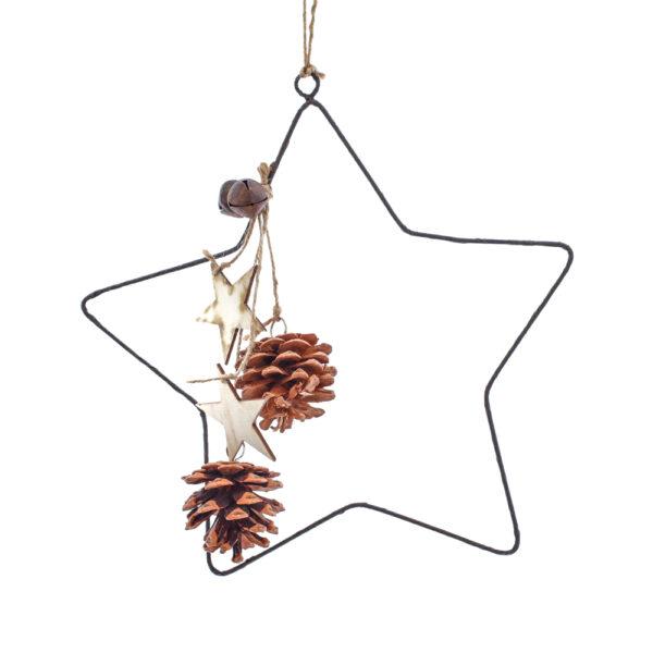 Star decoration, medium