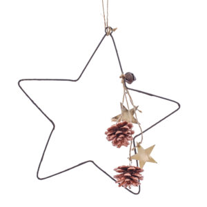 Star decoration, large