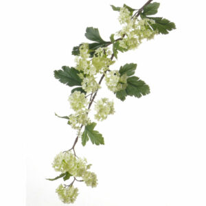 Artificial Viburnum spray, 86cm