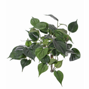 Artificial Philodendron bush, 50cm