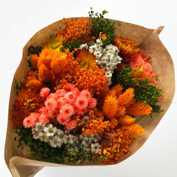 Sorriso Mixed Bouquet, Orange