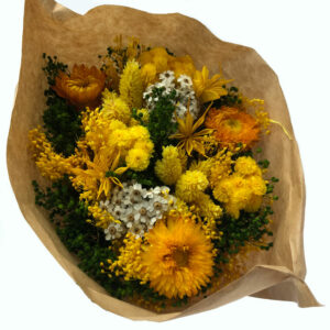 Sorriso Mixed Bouquet, Yellow