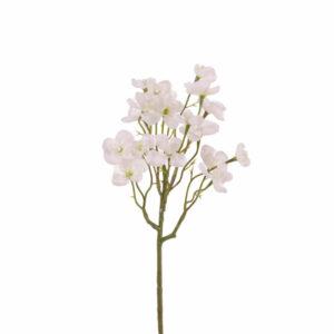 Faux Begonia White