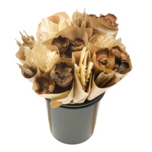 Dried Flower Straight Line Bunches, Mix 16