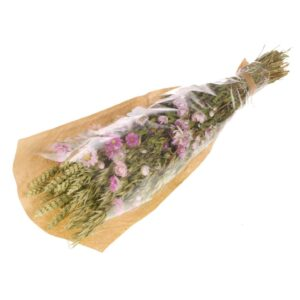 Dried Mixed bunch, natural pink
