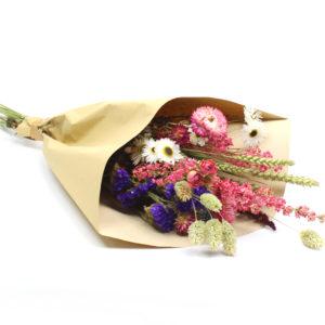 Wildflower Field Bouquet, Large, Pink