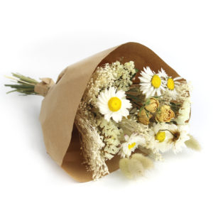 Wildflower Field Bouquet, Small, Natural