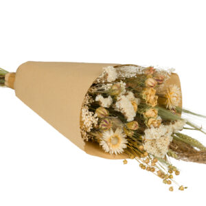 Wildflower Field Bouquet, Medium, Natural