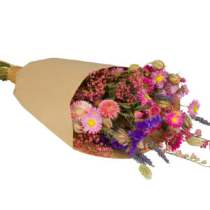 Wildflower Field Bouquet, Medium, Pink