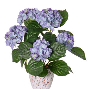 Hydrangea Pot, Blue