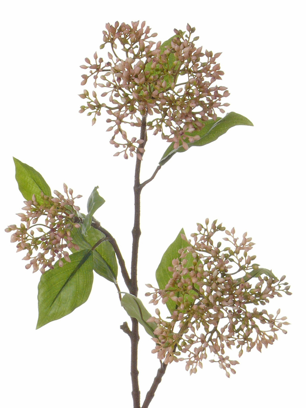 Dogwood Berry Branch, Light Pink