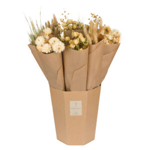 Market Single, natural, 12 bunches