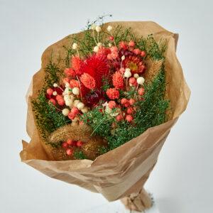Giardino Bouquet Red