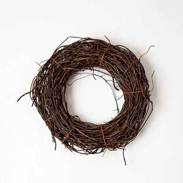 Rattan Wreath Small