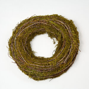 Wreath Moss Branch