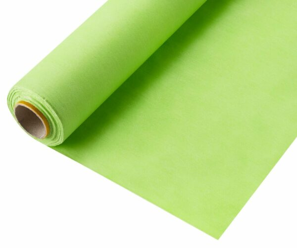 Lime Green Compostable Wrap per roll