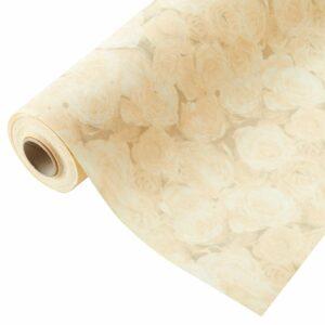 Compostable Wrap Rose Lemon