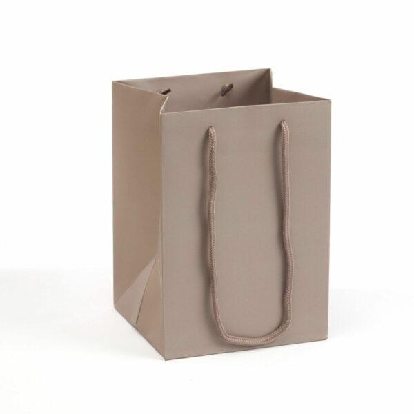Hand Tied Porto Bag Dove Grey Pack x 10