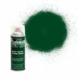 Oasis Spray Colour Hunter Green 400ml