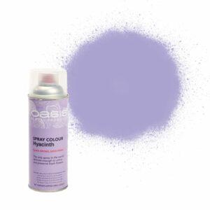 Oasis Spray Colour Hyacinth 400ml