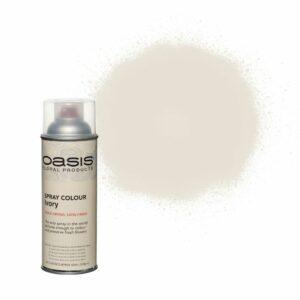 Oasis Spray Colour, Ivory, 400ml