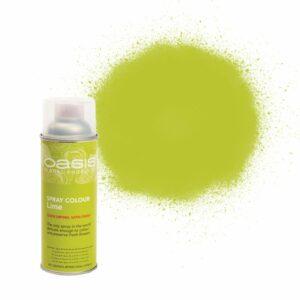 Oasis Spray Colour Lime 400ml