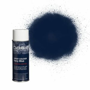 Oasis Spray Colour Navy Blue 400ml