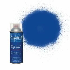 Oasis Spray Colour Royal Blue 400ml