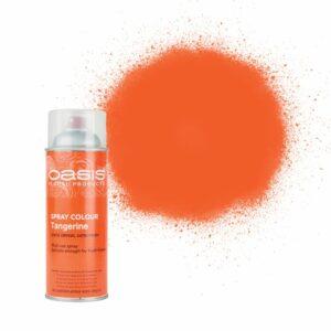 Oasis Spray Colour Tangerine 400ml