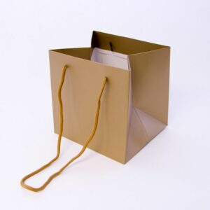 Small Porto Bag Natural Pack x 10 for hand tied and plants