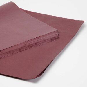 Tissue Paper Burgundy 240 sheets