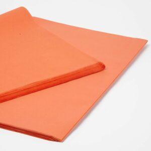 Tissue Paper, Orange, 240 sheets